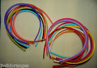 Headbands Alice bands Head Bands 8mm wide Hairband Plastic Choose Colour