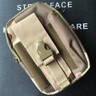 Outdoor Tactical Molle Waist Pack Fanny Phone Pouch Belt Bag Camping Hiking D85