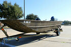 2012 G3 1860 SC ALL ALUMINUM WITH 70 HP YAMAHA 4 STROKE AND TRAILER NO RESERVE