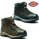 MENS DICKIES MEDWAY S3 WATERPROOF SAFETY WORK BOOTS HIKER STEEL TOE CAP SHOES SZ