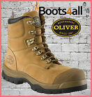 Oliver ATs Men's Work Boots Safety Steel Toe Cap Lace Up Building/Mining 55232