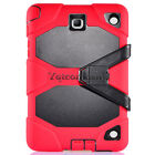 "Hard Rugged Heavy Duty Armor Shockproof Case For Samsung Galaxy Tab A 8"" SM-T350"