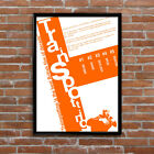 Trainspotting Classic British Youth Movie High Quality Poster Print Art A1, A2+