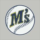 Seattle Mariners #7 MLB Team Logo Vinyl Decal Sticker Car Window Wall Cornhole on Ebay