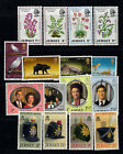Jersey 1969-1982 Un/Mint stamps multi listing your choice