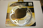 STRONGLIGHT 5 ARM 130mm ALLOY SILVER CHAINRING PCD 130 RD130