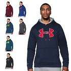 Under Armour Armour® Fleece Big Logo Hoodie - Herren Funktionsfleece