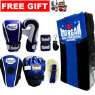 Morgan Platinum Training Boxing Pack Kick  Bag Gloves Pads Strike Shield kicking