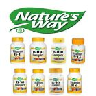 Nature's Way VITAMIN B all sizes - select option on eBay