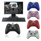 2.4G Game Wireless Controller Gamepad Joystick & PC Receiver for XBOX360 PO