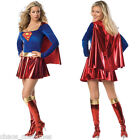 Sexy Super Man Wonder Woman Hero Justice League Avenger DC Halloween Costume