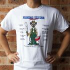 Fishing Excuses - Funny Mens Novelty T Shirt - Size S to XXXL ***Free Shipping