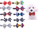 Внешний вид - Small Dog Grooming Bow Tie Collar Puppy Accessories Yorkie puppy Bowtie Supplies