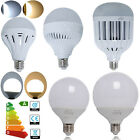1/2X E27 G95 G120 12W 15W 18W 36W LED SMD Globe Bulbs Spot Light C/W White Lamp
