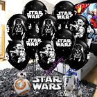 "12"" Star Wars Foil Balloons balloon Birthday Party banner supplies decoration $4.99 USD on eBay"