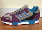 ADIDAS ZX 800 VIOLET WHITE BLACK BLUE RED RUNNING WOMEN'S WMNS SZ 6  912390