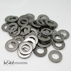 A4 - Marine grade Stainless Steel Thick Flat Washers - M3 M4 M5 M6 M8 M10 M12