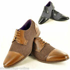 New Mens Casual Formal Lace Up Smart Wedding Office Shoes UK Sizes 6 7 8 9 10 11
