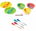 Munchkin White Hot Safety Spoons/Bowls/Plates, Baby Feeding Weaning Set-Fab Deal