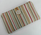 Handmade iPod nano 7th & 8th generation case/cover/pouch. Patterned polyester.