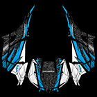 Can Am Maverick MXVEC 009 Design Decal Graphic Kit Wraps Decals Sticker Off Road