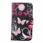 Magnetic Flip PU Leather Wallet Stand Case Cover For Samsung GalaxyS3 4 5 NoteAW