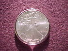 """Genuine """"AIR-TITE"""" Coin Holders for American 1oz Silver Eagle Coins   PVC-FREE"""
