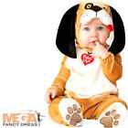 Puppy Baby 6-24 Months Fancy Dress Animal Dog Book Toddlers Infant Child Costume