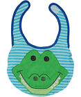 "Disney ""Alligator Smile"" Reversible Bib"