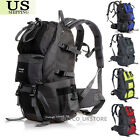 Camping Rucksack Backpack Hiking Outdoor Military Tactical Travel Large Bag 50L!