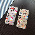 Lovely Cute Cartoon Design Relief Style Hard Back Case Cover F iPhone 6/plus 5S