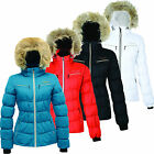 Dare2b Refined Ladies Ski Jacket Waterproof Breathable Insulated Multi Colours