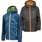 Trespass Callan Boy's Waterproof Jacket Packaway
