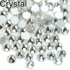 1440PCS Crystal Clear Flatback Non Hotfix Rhinestones Nail Art Decoration SS5-20