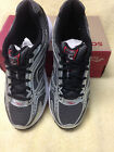 Men's Saucony Oasis Prestige 3 Running Sneakers Shoes Sil/Red/Black NIB