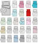 2 Piece Baby Bedding COT BED / PRAM / CRIB / TODDLER BED Duvet Set 100% COTTON !