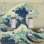 Historical Art~The Great Wave Off Kanagawa~Light Switch Plate Cover ~Home Decor
