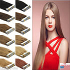 3M Seamless Tape in Skin Weft Remy Human Hair Extensions 20''20Pcs40Pcs US Ship