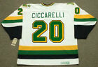 DINO CICCARELLI Minnesota North Stars 1988 CCM Vintage Home NHL Hockey Jersey