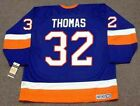 STEVE THOMAS New York Islanders 1993 Away CCM Vintage Throwback Hockey Jersey $199.95 USD on eBay