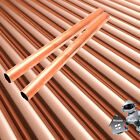 Copper Pipe Tube DIY Copper Tube Plumbing Tube Gas Pipe Industrial Commercial