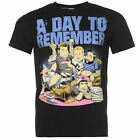 SPORT Official A Day To Remember (ADTR) T-shirt Uomo Drips