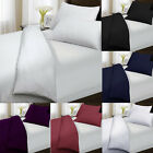 300 Thread Count Duvet Cover Set,Flat sheet 100% Egyptian Cotton Satin Stripe