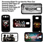 Bullet For My Valentine Samsung Galaxy S2, S3, S4, S5 - Can Be Personalised (1)