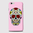 Sugar Skull Colourful Phone Case Cover