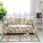 Royal Fit Stretch Sofa Slip Over Couch Cover Fit Cover Elastic Fabric  No Pillow