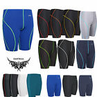 emfraa mens womens Compression Tight skin shorts Training base layer XS~2XL