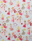 FAIR MAIDENS PRINCESS BLUE ALEXANDER HENRY QUILT SEWING FABRIC Free Oz Post *