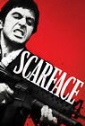 SCARFACE POSTER 1 (4 SIZES A5-A4-A3-A2) + A FREE SURPRISE A3 POSTER