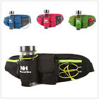 Brand New Walking Running Cycling Waist Belt Packs Bag with Water Bottle Holder